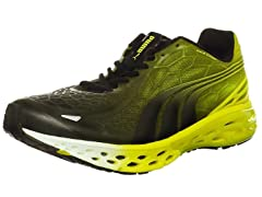 Puma Men's Bioweb Running Shoes, Ylw/Blk