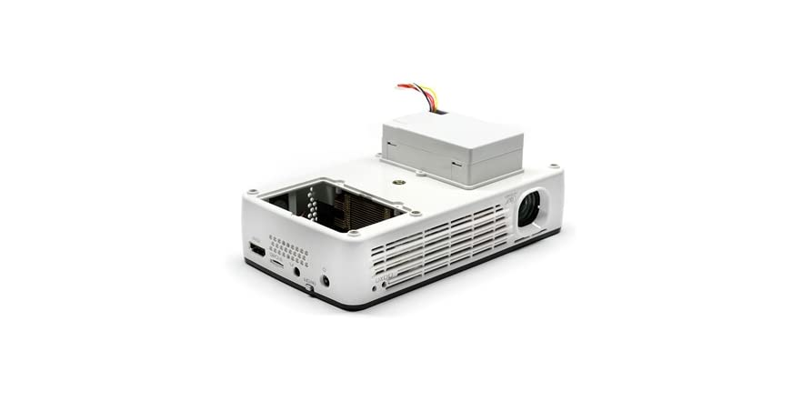 Aaxa p700 led pico hd projector for Hd pico projector