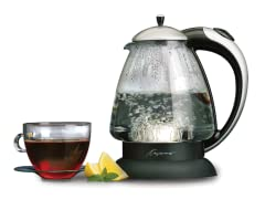 Capresso 1.5 Quart Glass Water Kettle