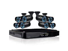Night Owl 16Ch 720p System w/2TB HDD & 8 Cams