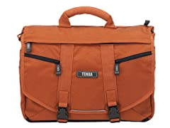 Mini Messenger Bag - Orange