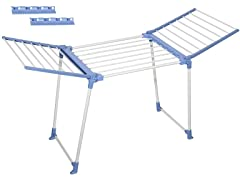 Foldable Standing Drying Rack