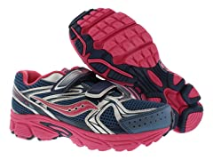 Saucony Girls Cohesion 6 (Big Kids)