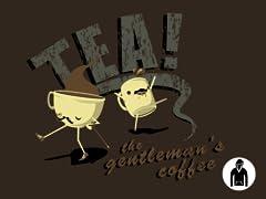 Tea! Pullover Hoodie