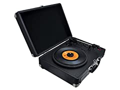 Bluetooth Classic Vinyl Record Player Turntable