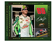 "Dale Earnhardt Jr. 9"" x 11"""