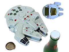 Star Wars Milliennium Falcon Bottle Opener