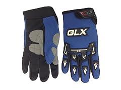 Off-Road Gloves - Blue