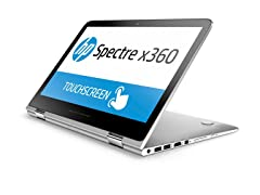 "HP Spectre x360 13"" Intel i7 Touch Laptop"