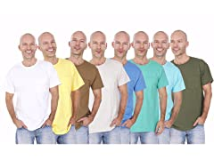 Fruit of the Loom Men's Pocket T-Shirts, Assorted, 10-Pack