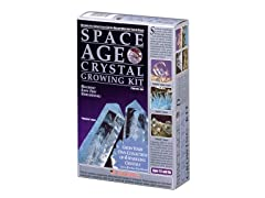 Space Age Crystals- 4 Crystals