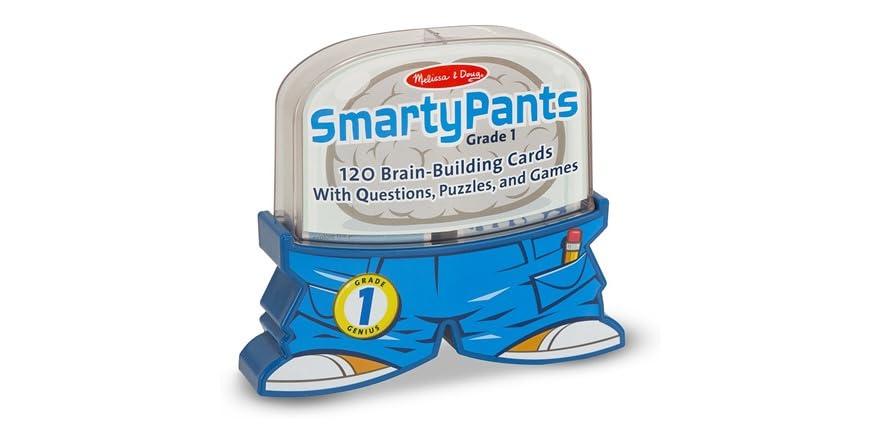 Toys For Grade 1 : Smarty pants st grade card set kids toys