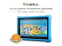 Fire HD 10 Kids Ed. Tablet (Previous Gen - 7th)