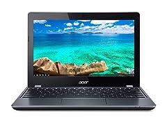 """Acer 11.6"""" Chromebook C740-C3P1"""