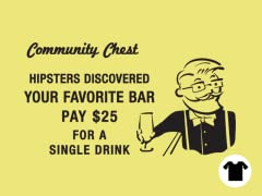 Hipster Monopoly