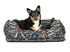 True Timber Serta Cuddler Dog Bed
