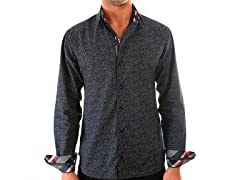 Lucky Luciano Brighton Slim Fit Casual Shirt
