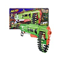 Deals on Nerf Zombie Ripchain Combat Blaster (Ages 8+)