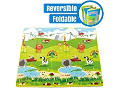 Foldable Play Mat Infants/Toddlers