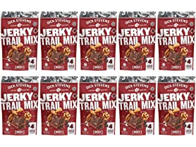 Dick Stevens Beef Jerky + Trail Mix (10)