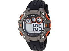 Timex Big Digit Mens DGTL Silicone Watch
