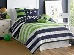 Up & Away Set 2pc Twin or 3pc Full