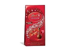 Lindt Valentine Truffle Bag, 12pk