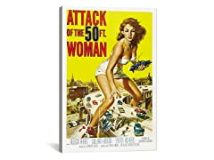 Attack of The 50 Foot Woman (2-Sizes)