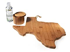 Totally Bamboo 3-Pc Texas Board Set