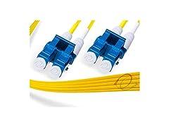 LC Fiber Patch Cable