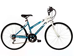 TITAN Wildcat Teal Blue Ladies Bike