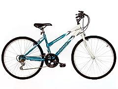TITAN Wildcat Teal Blue Ladies Bike