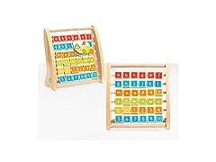 Alphabet Teaching Frame