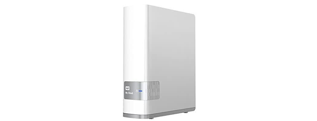 Western Digital Network Attached Storage