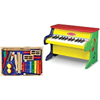 Melissa & Doug Music Bundle (2-Pieces)