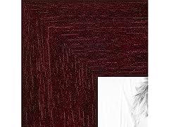 ArtToFrames 8x36 inch Mahogany Frame
