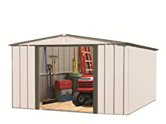 Steel Storage Shed 10' x 12'