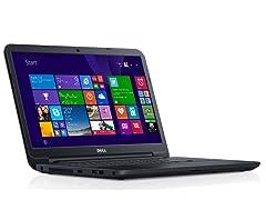 "Dell Inspiron 15.6"" AMD Quad-Core Laptop"