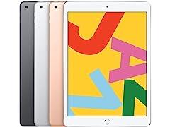 """Apple 10.2"""" iPad 7 (2019) Your Choice (S&D)"""