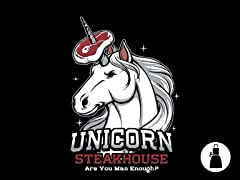 Unicorn Steakhouse Apron