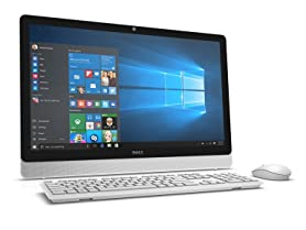 "Dell Inspiron 23.8"" AMD Touch AIO Desktop"