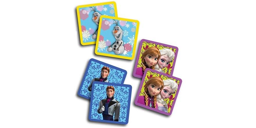 Disney Frozen Memory Match Floor Game Kids Amp Toys