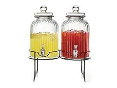 Springfield Dual 1.38 Gal Beverage Dispenser