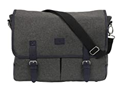 1 Voice The Wooly Messenger Bag