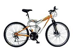 TITAN 136 Fusion Mountain Bike