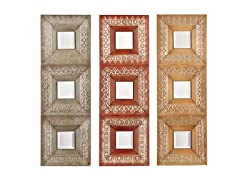 Medina 3pc Mirror Set