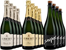 Gruet Sparkling Mixed Case (12)