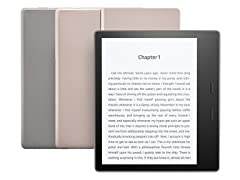 Kindle Oasis (2017) Waterproof E-Reader