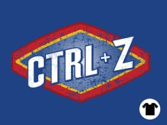 Ctrl Z cleaning products