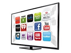"VIZIO 70"" 1080p LED Smart TV with Wi-Fi"